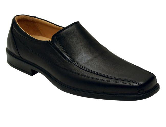 Esse Mens Loafer, Slip Ons, Black Loafers for Men, Slip On Shoes for Men