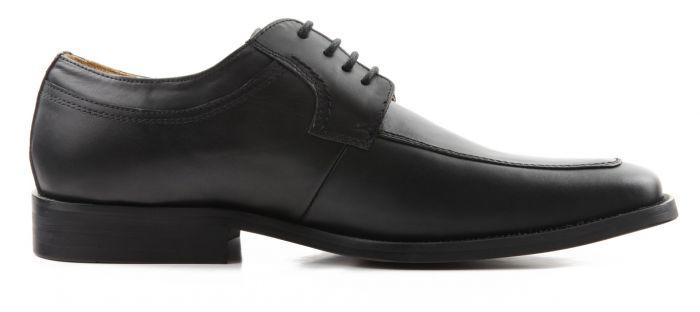 Wizfort Mens Dress Shoes Lace up Shoes Black Dress Shoes for Men Oxford Shoes